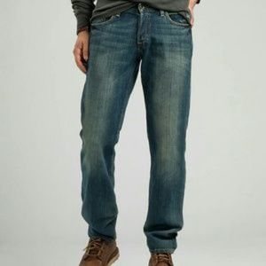 "LUCKY BRAND Men's Blue Jeans Size 31"" x 30"""